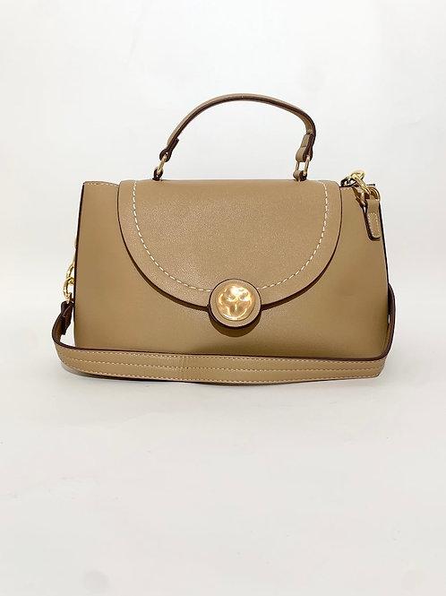 sac à main classique beige pour femme
