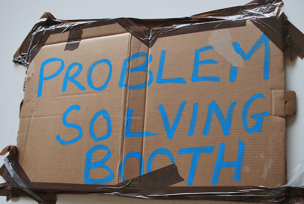 What is a Problem Solving Booth? Charlie explains how the project was inspired