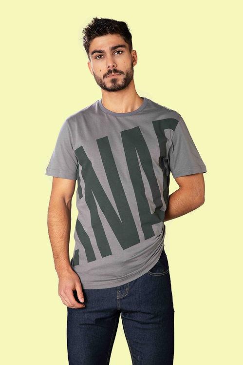 Snap Pattern T-Shirt
