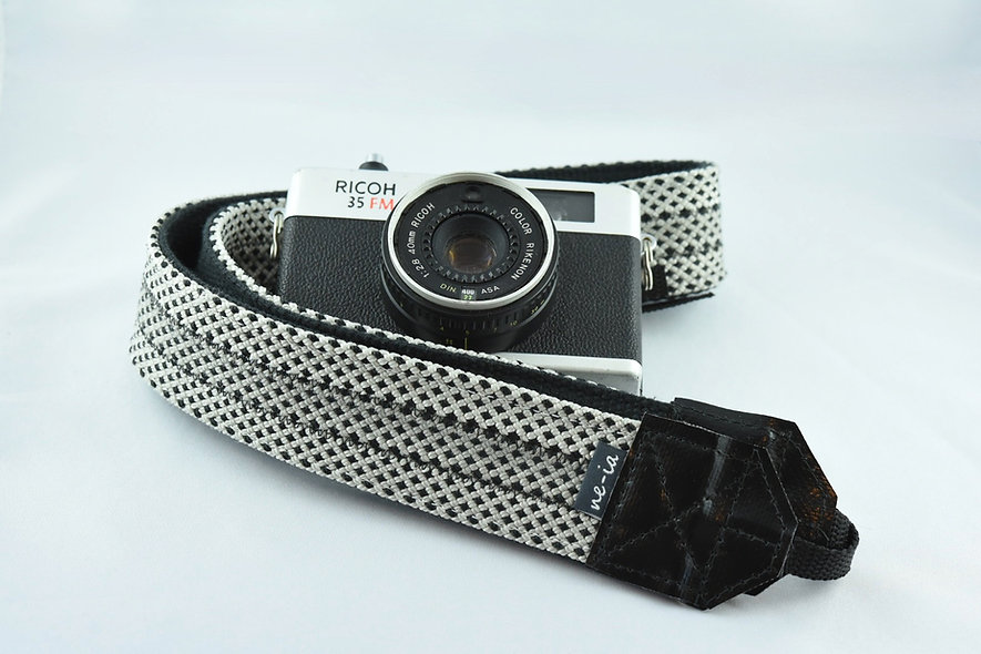 ne-ia upcycling Kameraband