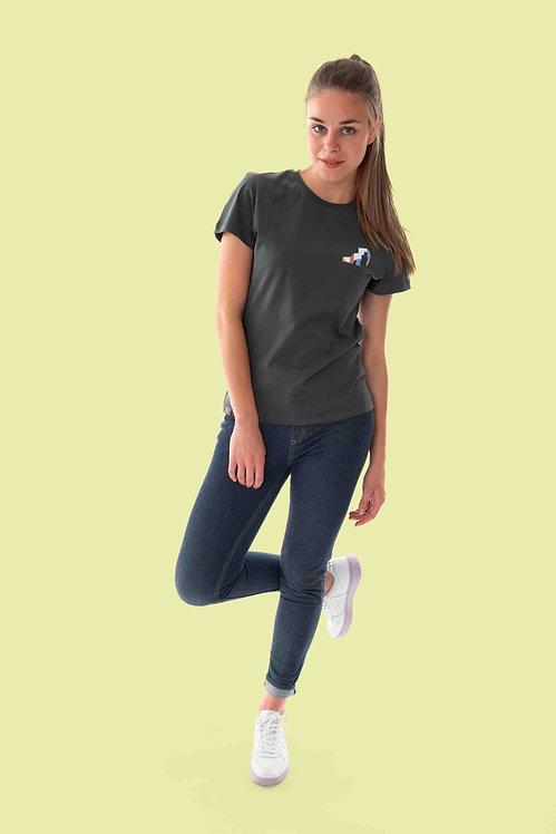 Snap W Heart Dietrich T-Shirt