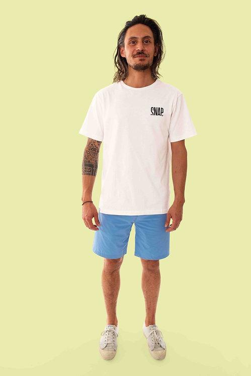 Snap Classic Hemp T-Shirt