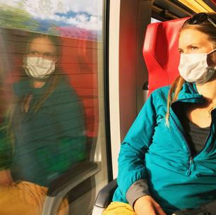 Zug um Zug: Nachhaltige Mobilität im Klettersport