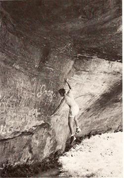 John Gill, Begründer des modernen Boulderns