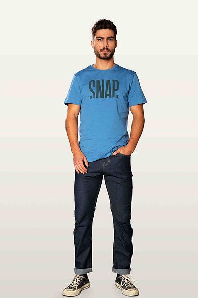 Snap Logo T-Shirt
