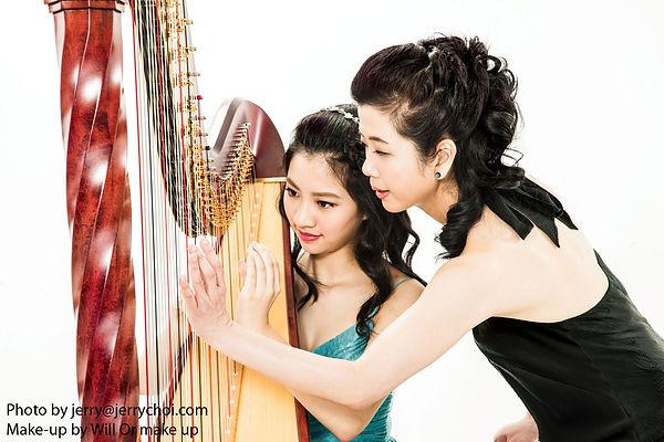 Private Harp Lessons