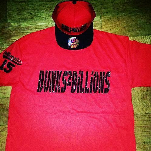 Bunks2Billions EST Glitter Snapback Hat