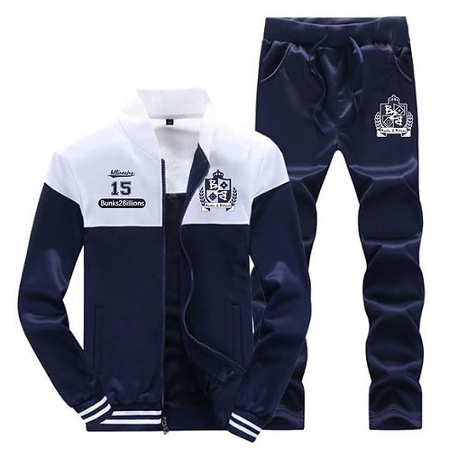 Fresh 2 Piece Sweatsuit