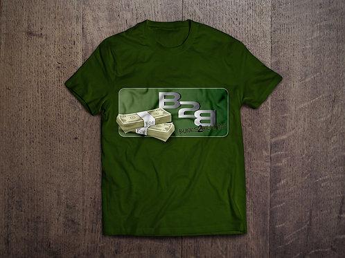 """B2B """"Stacks"""" Logo T-Shirt"""
