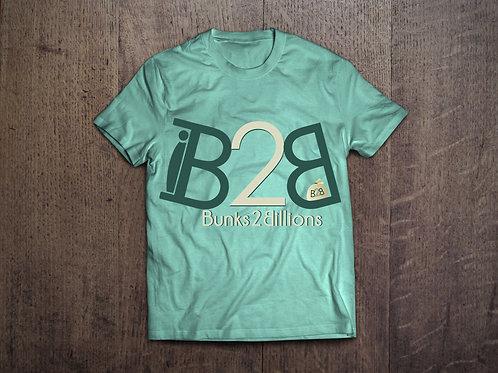 "B2B ""Bunk"" Logo T-Shirt"