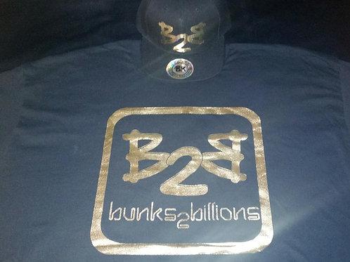 B2B Foil Logo T-Shirt