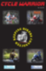 Cycle Warrior Magazine - May / June 2015 Issue