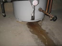 My Water Heater is Leaking. Can it be repaired?