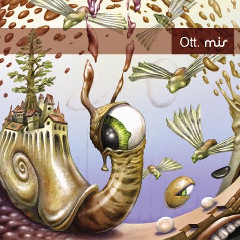 """Ott, """"Mir"""":神秘主義クラブ音楽ガイド"""