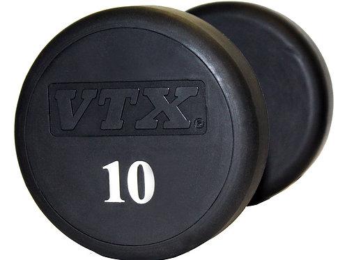 Troy XD-U Round Solid Urethane Encased Dumbbells