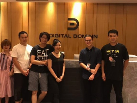 My Experience as a Compositor Intern at Digital Domain