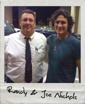 Randy and Joe Nichols