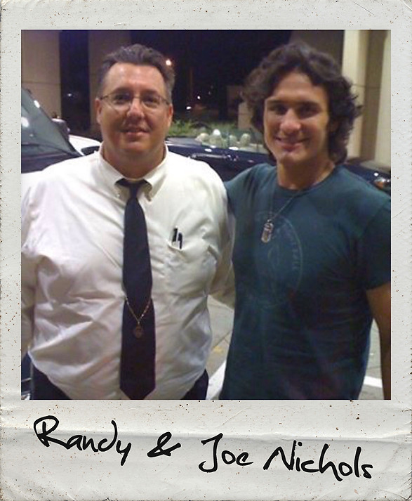 Randy and Joe Nichols