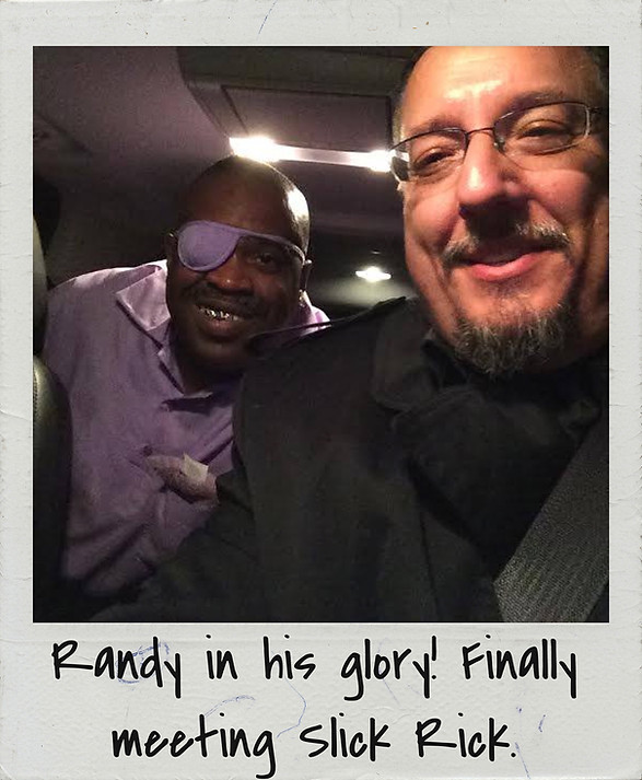 Slick Rick and Randy