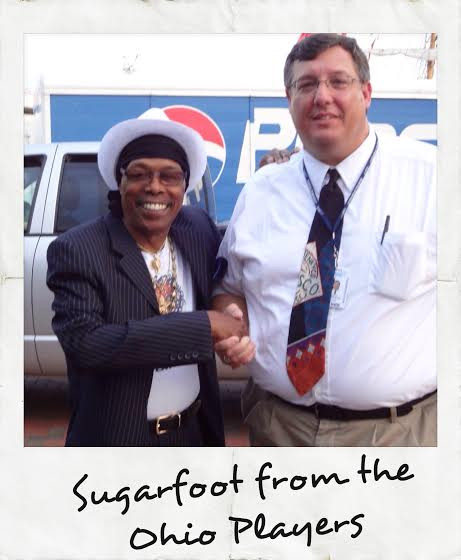 Sugarfoot from the Ohio Players and Randy