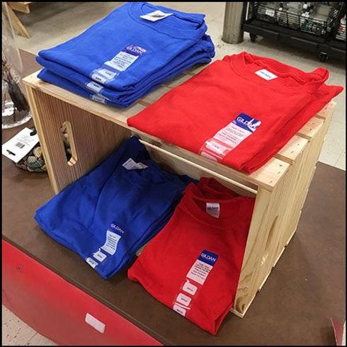 T-Shirt-Wood-Crate-Merchandising-Feature