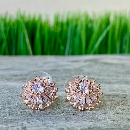 Elegant Diamond Stud