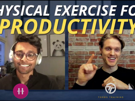 Physical exercise and productivity: the connection between the two and how to create a habit