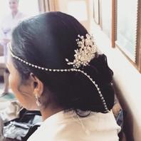 Bridal visuals ✨😍💁🏽😍✨Hair styled by