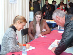 Assinaturas de autores, Dulce Braga e Isabel Moura.jpg