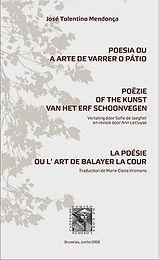 Poesia ou a Arte de Varrer o Pátio