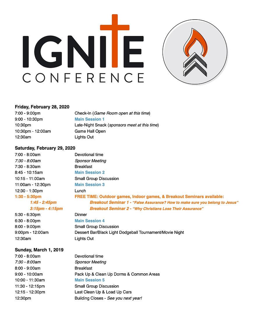 Ignite Conference 2020 Schedule.jpg