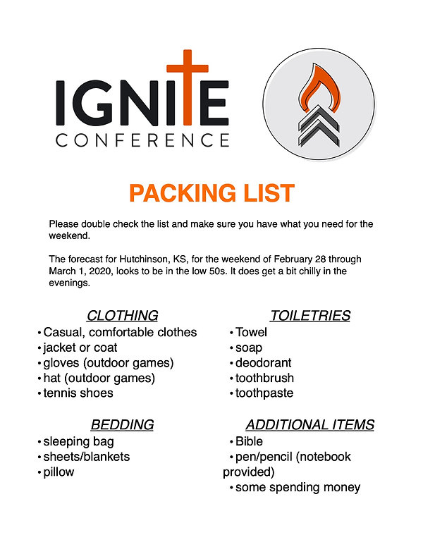 Ignite Conference 2020 Packing List.jpg