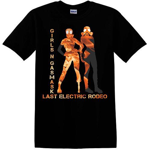 Girls N Gasmasks T-Shirt-Mens