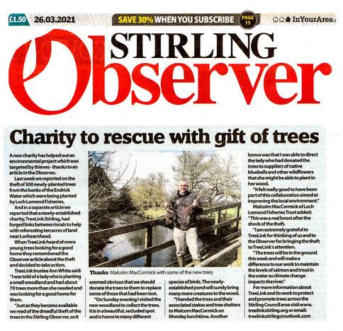 26.03.21 - Stirling Observer