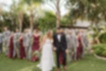 Paradise Cove Orlando Wedding_ Cait Mann