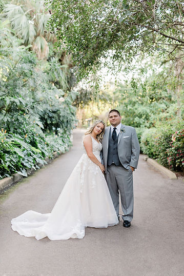 wedding planning, full-service wedding planning, Flamingo Gardens wedding