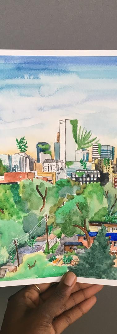 Urban Jungle #4