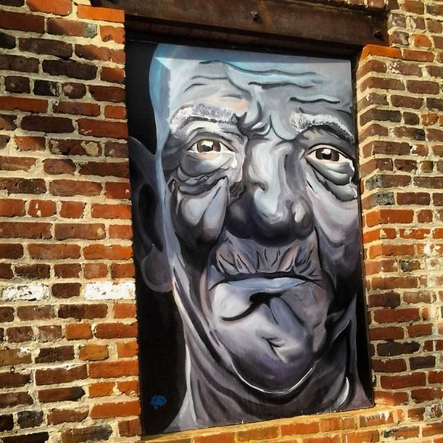 2015 Elder Mural. Richmond VA