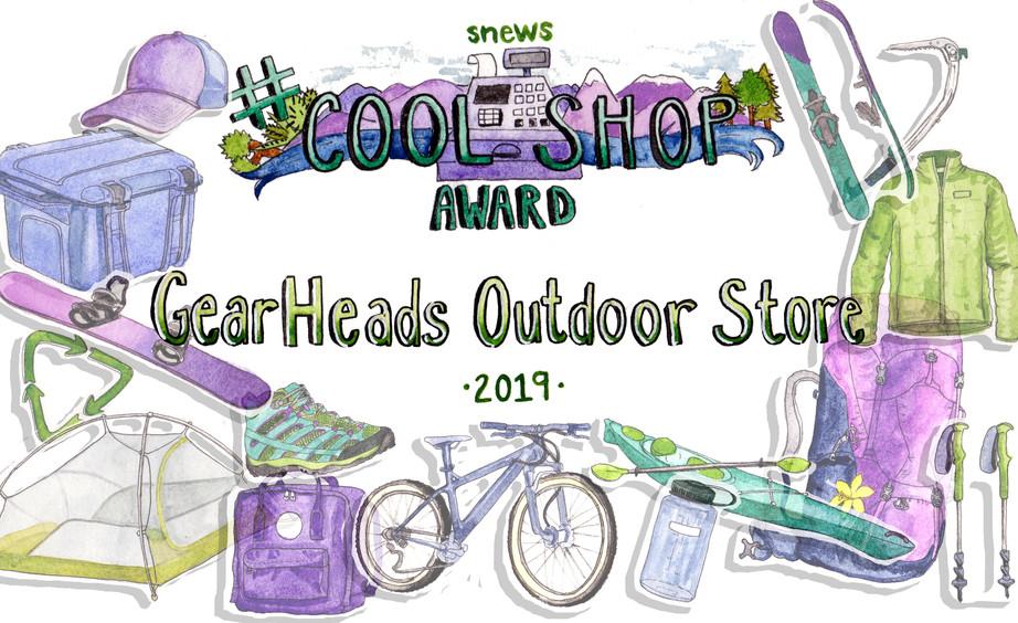 Cool Shop Award