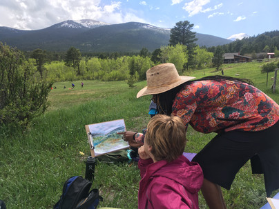 Summit Sisters-Colorado