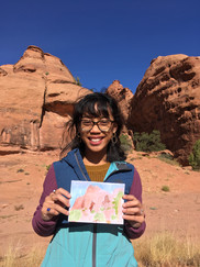 Women on the Road- Moab