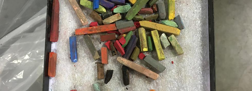 Chalk aftermath