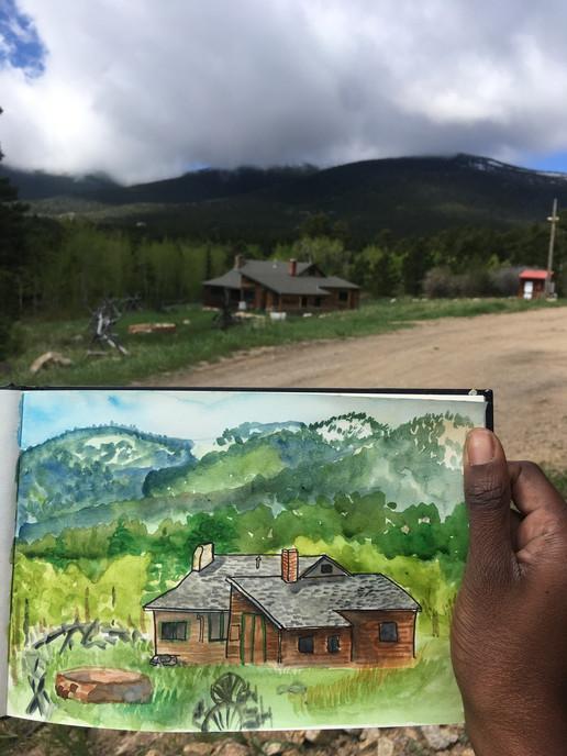 Summit Sisters- Colorado