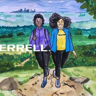 Outdoor Journal Tour for Merrell 2020