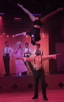 evenements corporatif cirque montreal