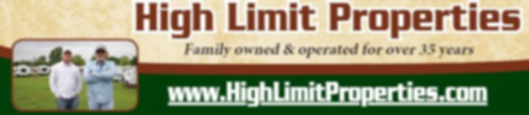 High Limit Properties