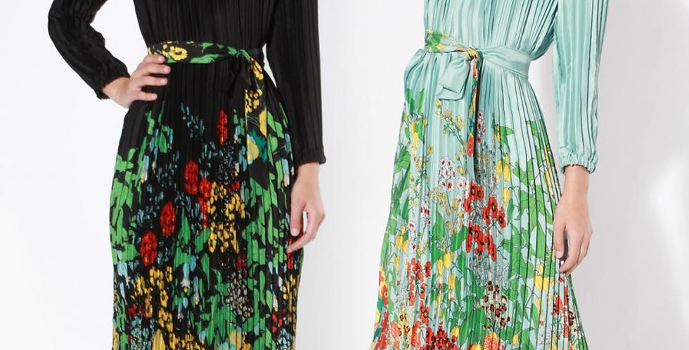 Garden Floral Dress