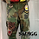 Thumbnail: Camo Tiger Patch Pants