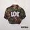 Thumbnail: Short Camo Love Jacket