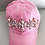 Thumbnail: BLING DISTRESSED WOMEN CAPS